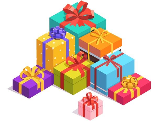 Cadeaux parrainage