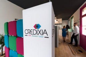 Intérieur agence CREDIXIA Versailles courtier en crédit immobilier
