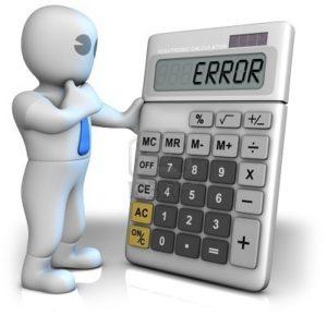 Les erreurs ne pas faire sur un cr dit immobilier credixia - Erreur credit immobilier ...