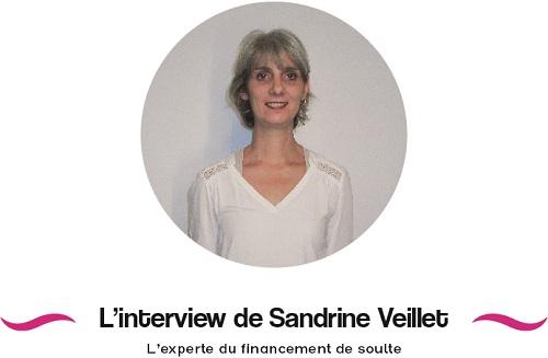 Interview de Sandrine VEILLET, experte du financement de soulte