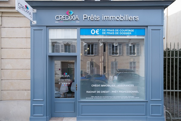 agence credixia  franchise versailles