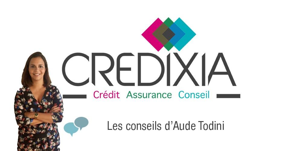 Aude Todini conseiller financier CREDIXIA