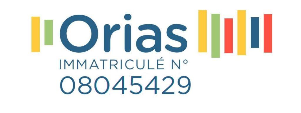 Image du numéro d'immatriculation de Credixia à l'Orias. Numéro : 08045429