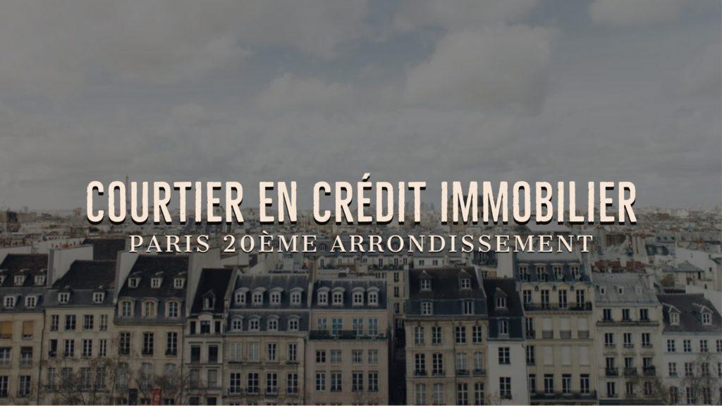 Photo vue aérienne du 20ème arrondissement de Paris - Courtier immobilier Paris 20