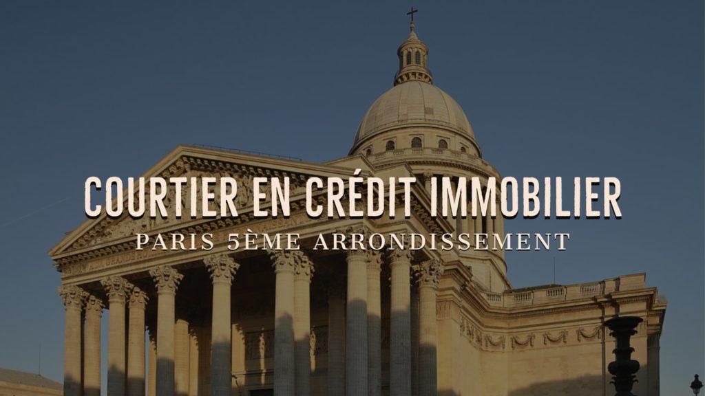 Photo du Panthéon - Courtier immobilier Paris 5