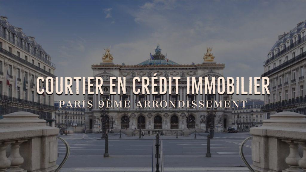 Photo de l'Opéra Garnier - Courtier immobilier paris 9