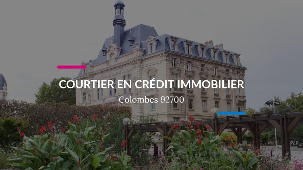 Photo de la mairie de Colombes - Courtier immobilier à Colombes 92700