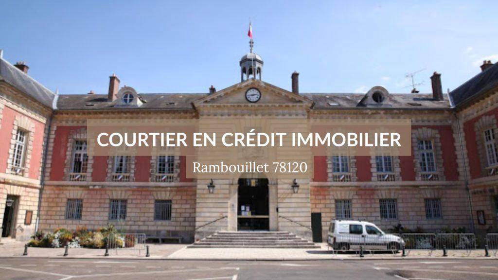Courtier immobilier à Rambouillet 78120