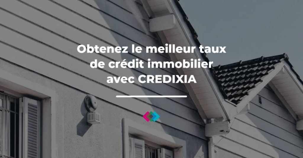 taux immobilier août 2020