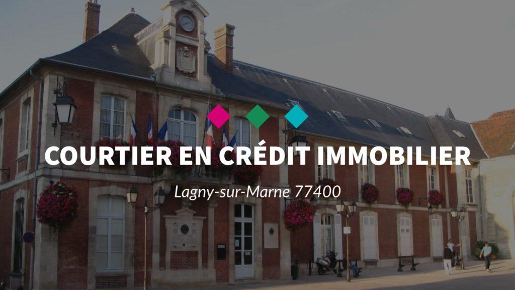 Courtier immobilier à Lagny-Sur-Marne 77400