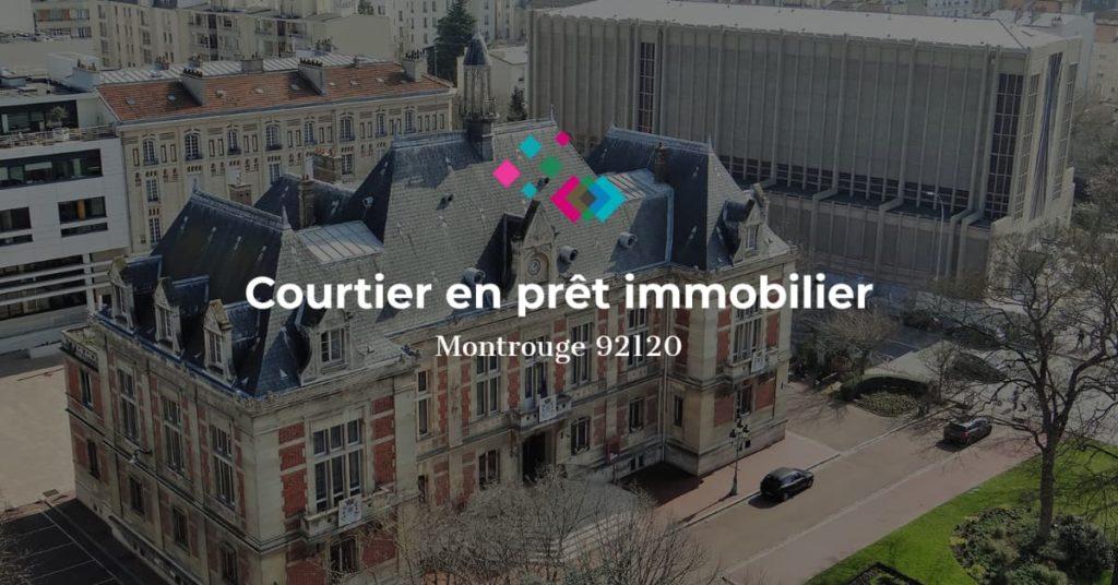 Courtier en prêt immobilier Montrouge 92120