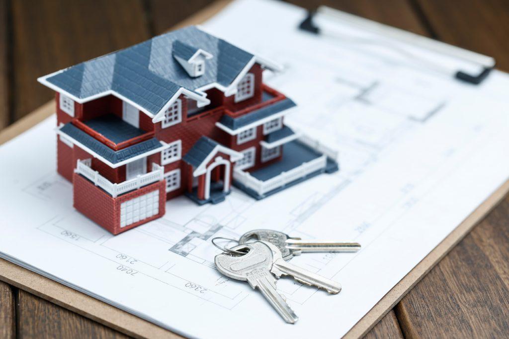 Illustration de maison - Les étapes pour acheter un bien immobilier